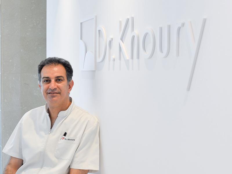 Doctor Khoury odontólogo