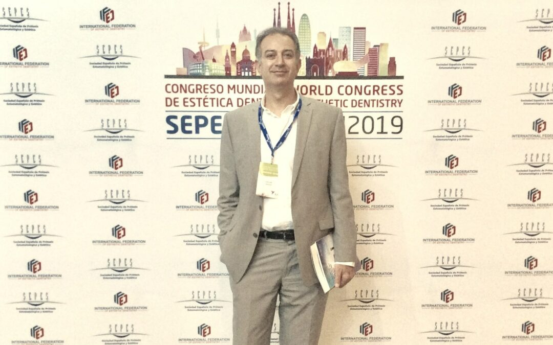 Congreso mundial de prótesis y estética dental 2019
